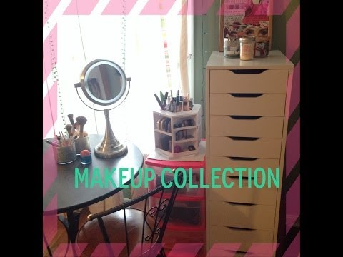 Makeup Collection (of a 16 Year Old)