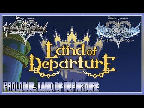 Kingdom Hearts HD 1.5 + 2.5 Remix - BBSFM - Prologue: Land of Departure