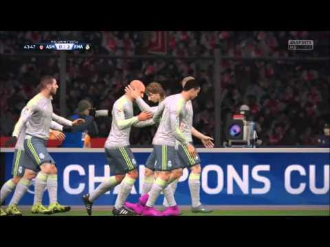 AS Monaco - Real Madrid