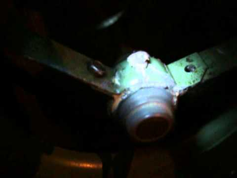 How To Remove A Blower Bearing With The Bearing Buster