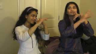 Mash Up: Yaro Yarodi || Chhalka Chhalka Re || by Akhila & Anusha