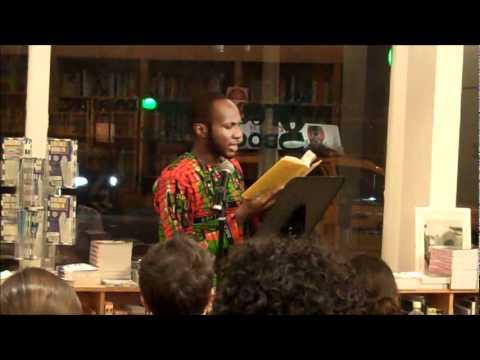 Teju Cole at Greenlight Bookstore