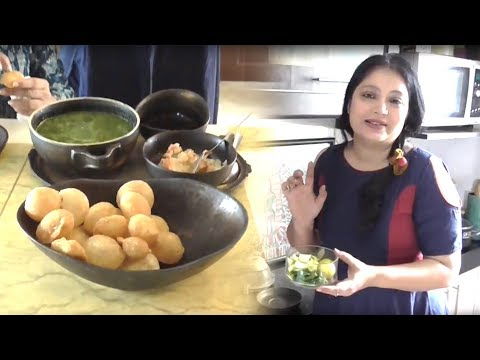 Pani Puri Water Recipe | Instant and Easy | Ten Minutes Cooking with Samta Sagar