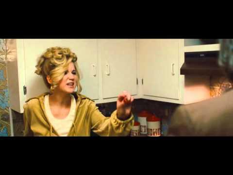 American Hustle (2013) Jennifer Lawrence Blows Up A Microwave Clip [HD]