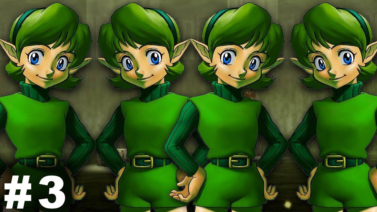 Zelda: Ocarina of Time Randomizer Multiworld - Part 3 (Voice Changer)