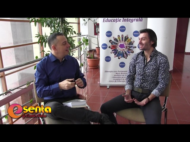 Despre EDUCAȚIA INTEGRALĂ cu Daniel MEZE