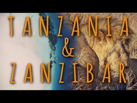 TRIP TO : TANZANIA / ZANZIBAR [DRONE] + SURPRISE
