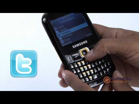 Samsung Corby Smart - GT-B3210