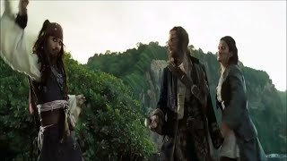 Pirates Of The Caribbean: Dead Man's Chest Hindi : Fight Scenes For Key (09)