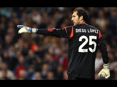 Diego López ► Best Saves l Real Madrid HD