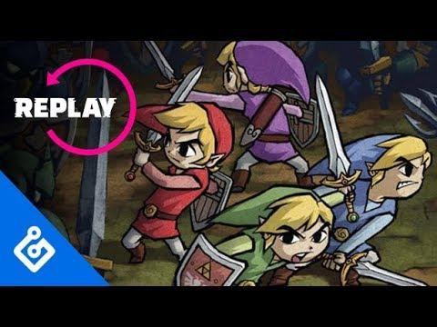 Replay – The Legend Of Zelda: Four Swords Adventures
