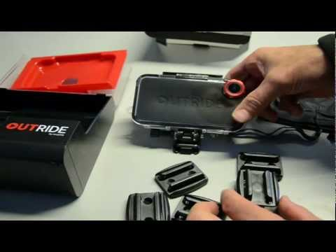 Mophie Outride Unboxing