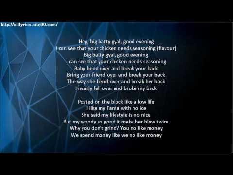 J HUS Friendly Lyrics