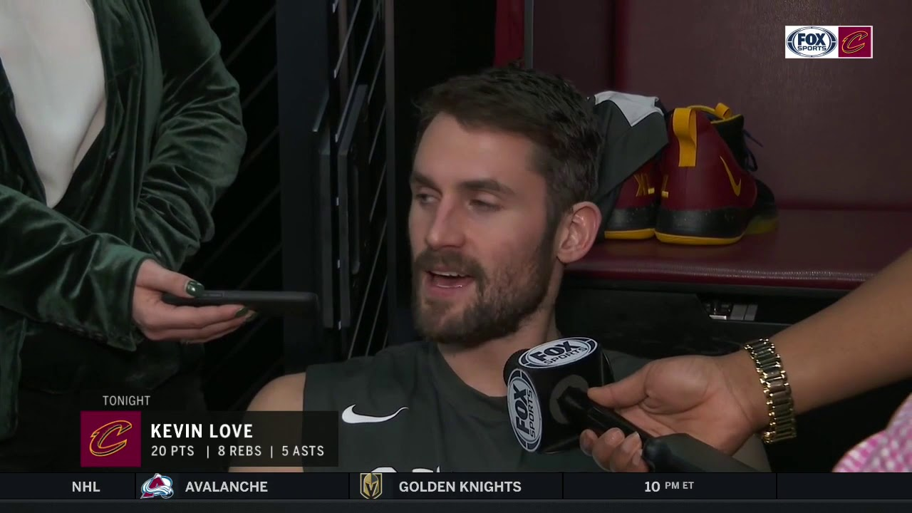 Kevin Love praises young guys for their effort, Cavs win ...