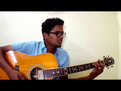 How To Play Mudhal Naal Indru | Isaac Thayil | Harris Jayaraj | Unnale Unaale | Cover | lesson | Raw