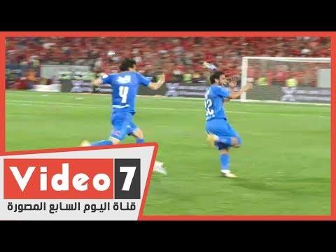 جماهير الأهلي تهاجم عبد الله جمعة بالمياه عقب الفوز بالسوبر  - نشر قبل 20 ساعة