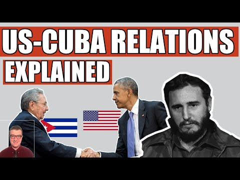 History Of US-Cuban Relations Explained. Why Obama's Trip Changed Everything