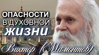 ОПАСНОСТИ в духовной жизни  - Виктор (Мамонтов)