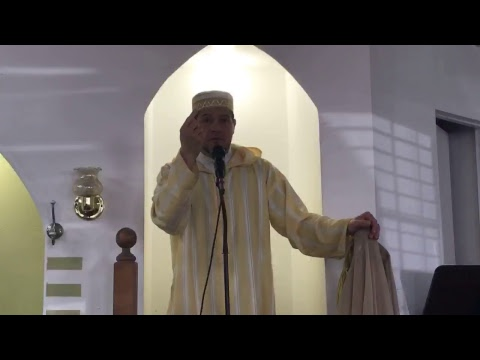 Second khutbah at the Denver Islamic Society on 1/26/18