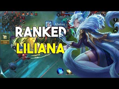 Ranked Liliana - Arena of Valor