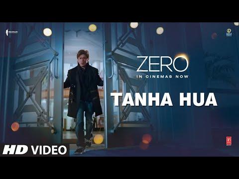 ZERO: Tanha Hua Video | Shah Rukh Khan, Anushka Sharma  | Jyoti N, Rahat Fateh Ali Khan