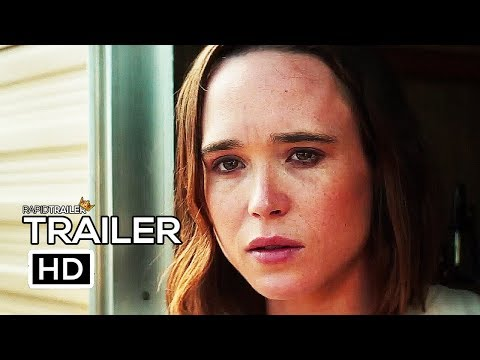 MY DAYS OF MERCY Official Trailer (2019) Ellen Page, Kate Mara Movie HD