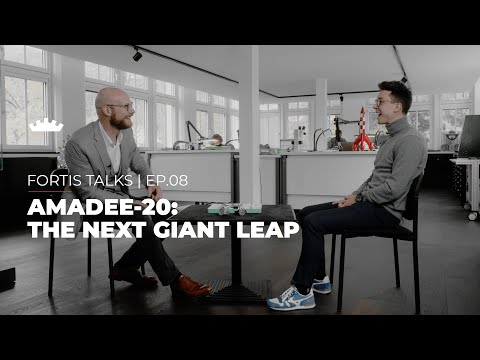 FORTIS TALKS   Ep.08: AMADEE-20 - The Next Giant Leap (English Subtitles)