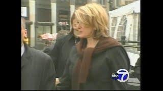 Martha Stewart goes to prison | 2004 news coverage