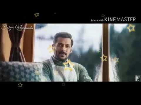 Tiger zindha hai movie dindila gallon song WhatsApp messenger status 😍