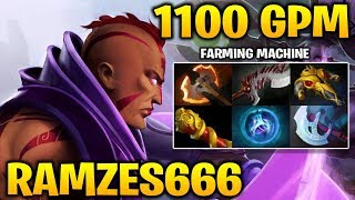 Ramzes666 Anti-Mage 1100 GPM Farming Machine with Empower