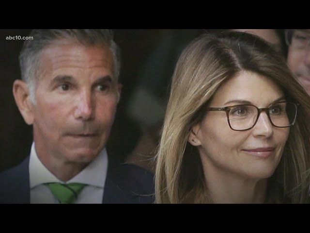 Lori Loughlin released from prison following college admissions scandal | Entertainment News