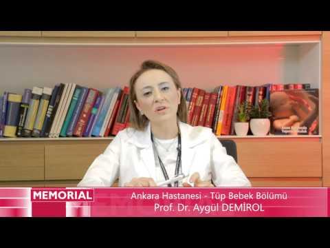 Tüp Bebek Tedavisinde Gebelik Aşısı Nedir? - Prof. Dr. Aygül Demirol
