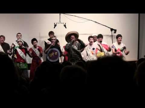 Set Fire to the Rain - WashU Stereotypes - Mr. Stereotype 2011 12-3-11