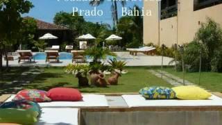 Pousada Guaratiba - Prado - Bahia - Costa das Baleias.mpg