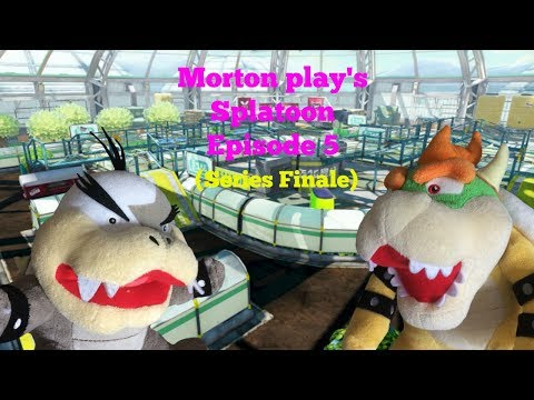Morton play's Splatoon Episode 5 (Series Finale)