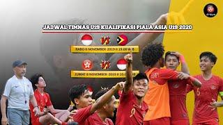 JADWAL TIMNAS U19 DI KUALIFIKASI PIALA ASIA,FAKHRI SULIT TENTUKAN PEMA
