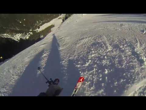 Ski Bansko 2016 - Tomba Slope (Bulgaria)