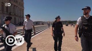 Fransa'da polis psikolojik baskı altında - DW Türkçe