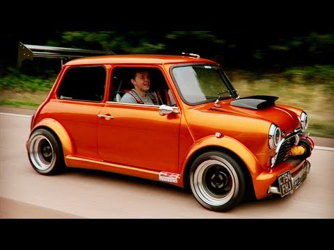Ollie's 360BHP B16 Turbo Mini :-)