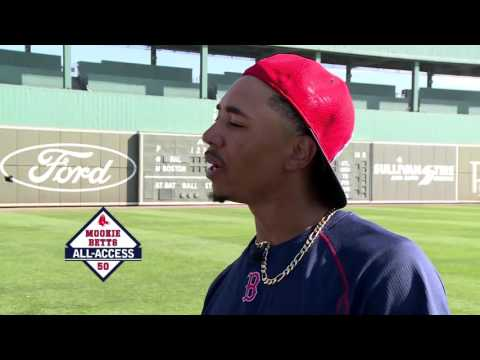 Red Sox All-Access: Mookie Betts