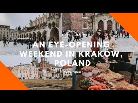 UNFORGETTABLE WEEKEND IN KRAKÓW, POLAND | Travel Diary | Nataša