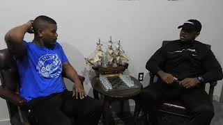 The Untold Story of Justin Jordan (Pt1) being homeless, Black Man w/ Felony ,becoming Successful etc