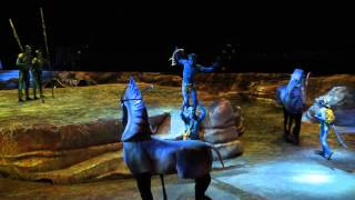 TORUK – The First Flight | Images from Media Day | Cirque du Soleil