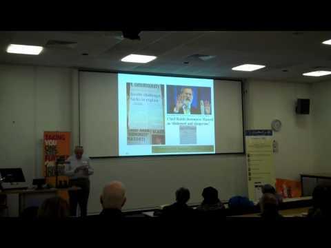 Revisiting Louis Jacobs Affair   Limmud 2014