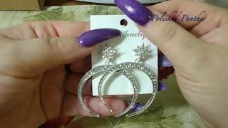 Aliexpress Haul Jewelry and Crystals