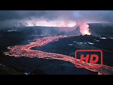 Volcano Documentary -  UNSTABLE PLACE ON EARTH (ICELAND)- Documentary