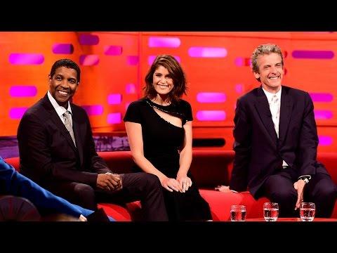 Denzel Washington and Peter Capaldi's finger injuries - The Graham Norton Show: Series 16 - BBC