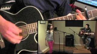Breakeven - The Script (Cover) with Maddi Jane