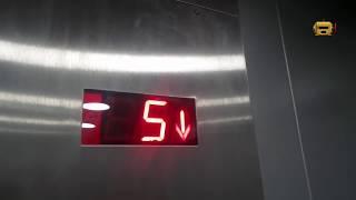 Механики ушатали новый лифт