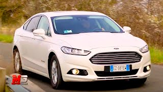 NEW FORD MONDEO HYBRID 2016 - FIRST TEST DRIVE